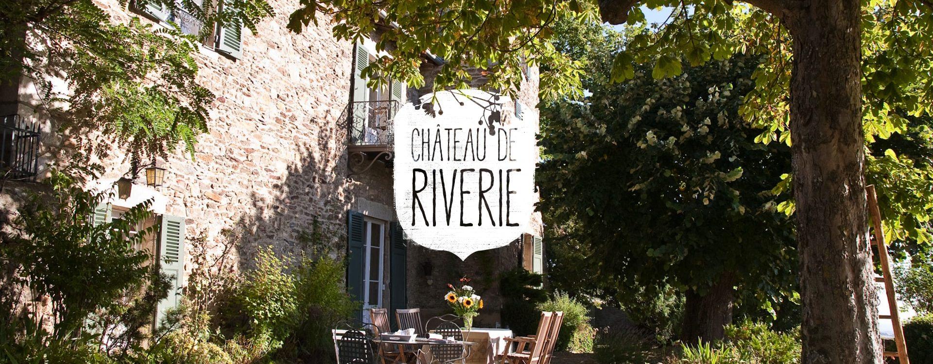 Château de Riverie – Une pause nature dans les Monts du Lyonnais