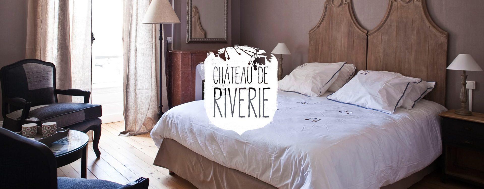 Château de Riverie – Chambres et table d'hôtes dans les Monts du Lyonnais