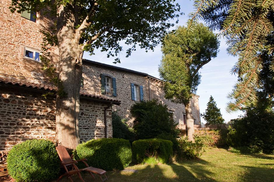 maison d hote de charme en rhone alpes chateau de riverie