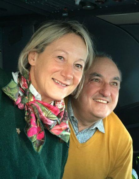 Valérie et Guy Palluy